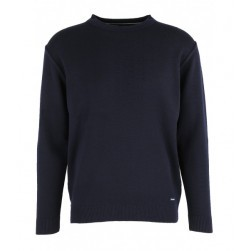 Pull Dinan homme marine