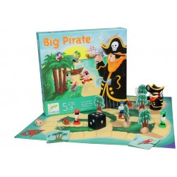 Jeu tactique Big Pirate