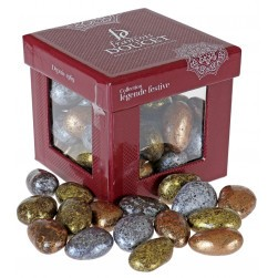 Coffret Galets gourmets Pralino Or 250g