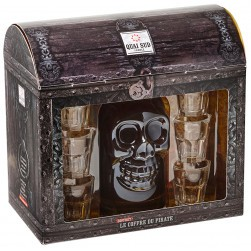 Coffret Pirate Quai Sud