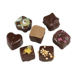 Chocolats choc et gourmands