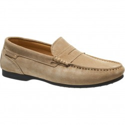 Chaussures homme Trenton II Penny daim marron clair