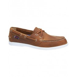 Chaussures homme Dockside Litesides - cuir marron
