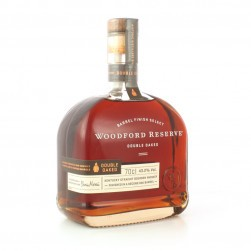 Coffret Bourbon Woodford Reserve double maturation