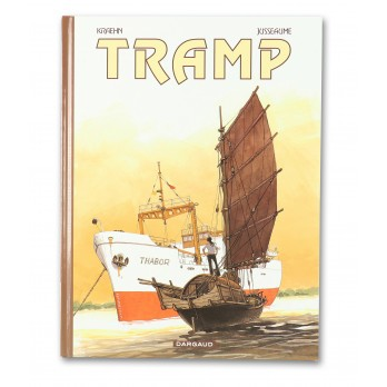 Tramp, tomes 7,8,9