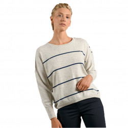 Pull femme Tralee rayé