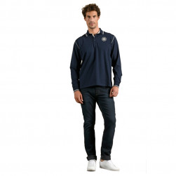 Polo homme Mistral marine