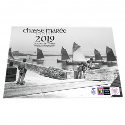 Calendrier mural Chasse-Marée 2019