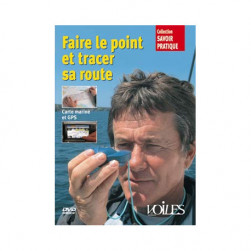 DVD FAIRE LE POINT ET TRACER SA ROUTE