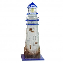 Phare en verre photophore