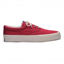 Sneackers John homme rouge