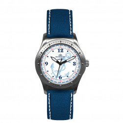 Montre maritime ancre marine