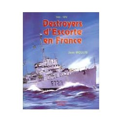 Destroyers d'escorte, 1944-1972