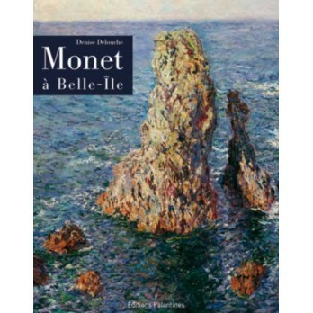 Monet à Belle-île