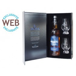 Coffret whisky Armorik double maturation + 2 verres