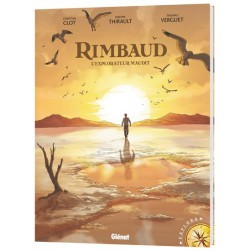 BD Rimbaud, l'explorateur maudit