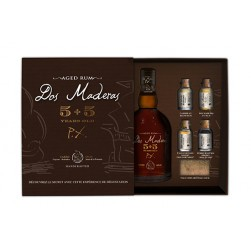 Coffret dégustation Dos Maderas