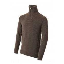 Pull camionneur Penmarch - Brun