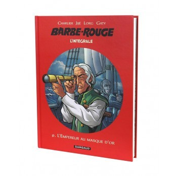 BD Barbe-rouge - Tome 9 L'Empereur au masque d'or