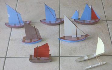 Maquette papier bristol