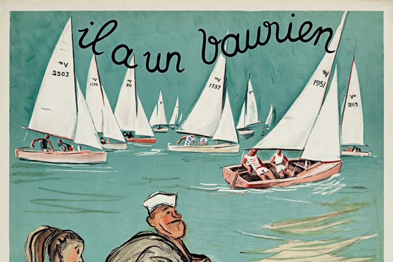 publicité nautisme histoire