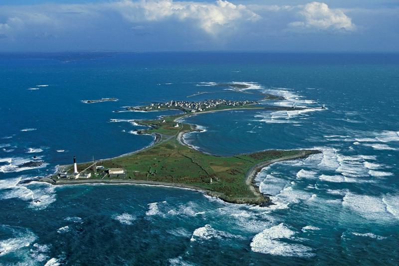 tour de l'île de sein