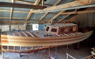 construction bateau alain foy
