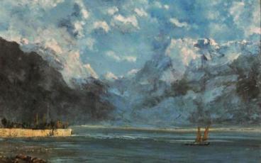 Courbet musee d'art et d'histoire de Granville
