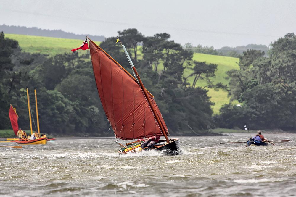 roger barnes dinghy cruising