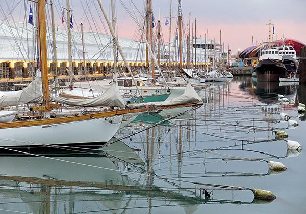 Yacht-club classique La Rochelle