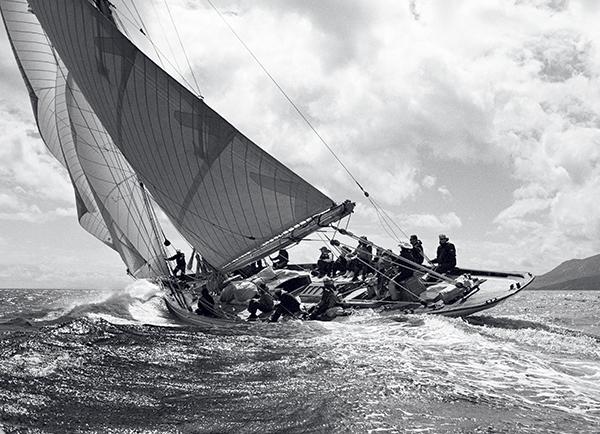 Bourdin yachting photographe yacht