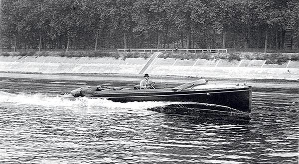 francis Chaptois cornu architecte naval
