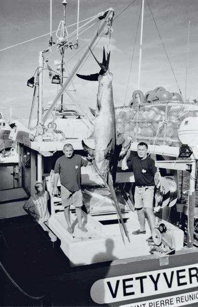 pêche espadon réunion