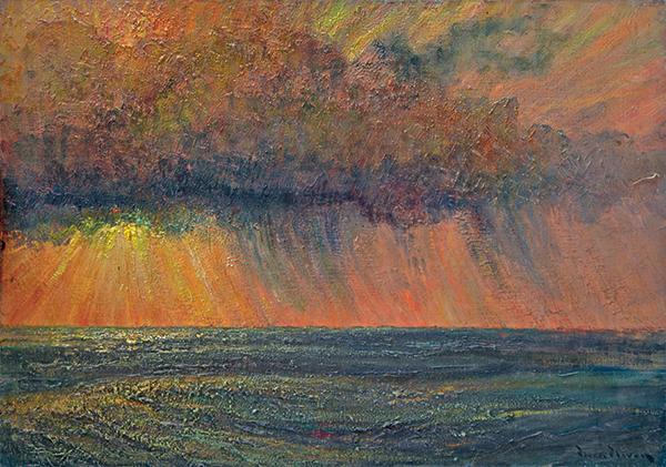 Pierre Fleury peintre maritime