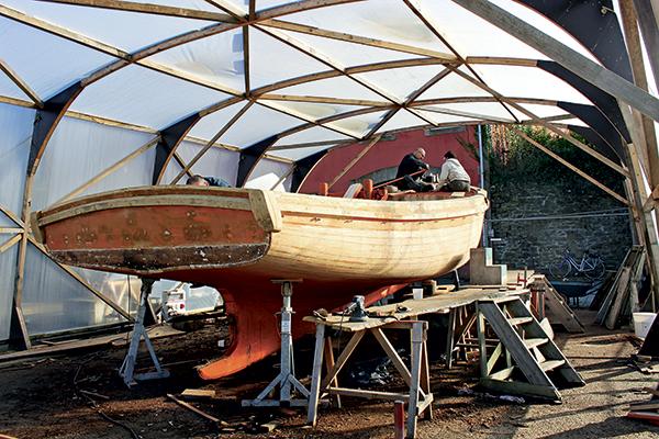 le flimiou bateau de servitude douarnenez