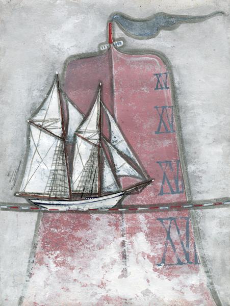 peinture Râmine kipling