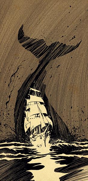 Herman Melville Riff Rebs