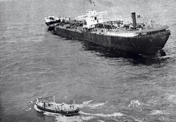 François morin bateau de sauvetage ouessant