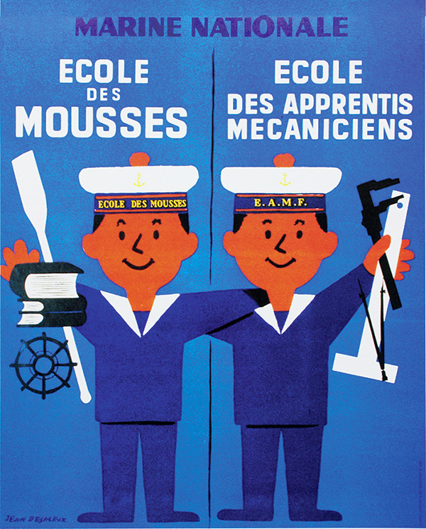 marine nationale mousse école