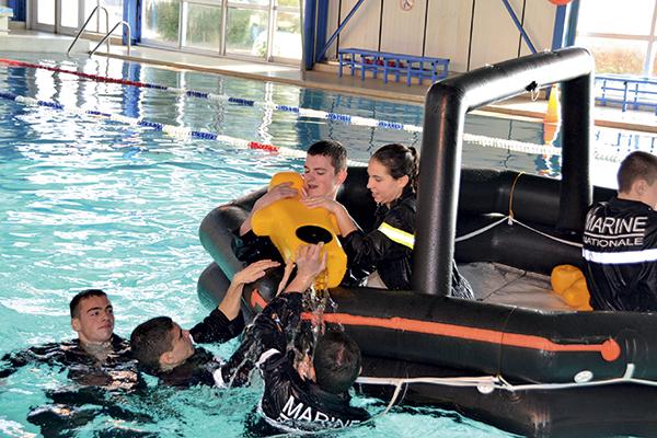 marine nationale mousse école