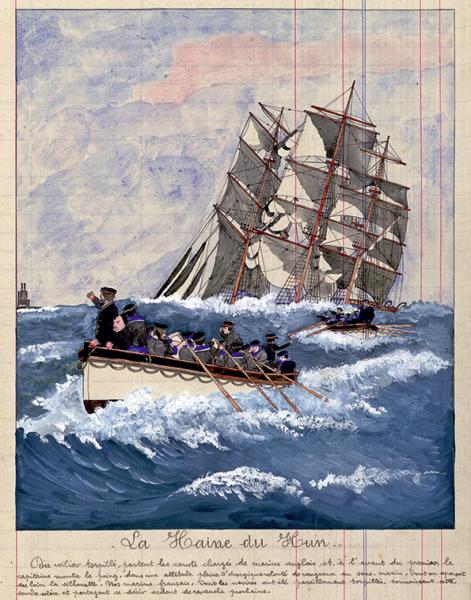 Paul-émile pajot peintre pêcheurs