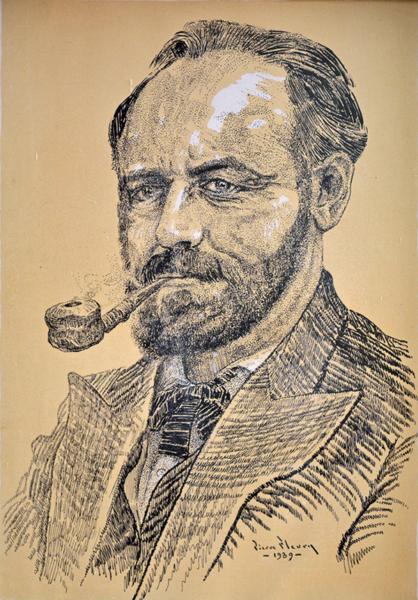 Pierre Fleury peinture maritime