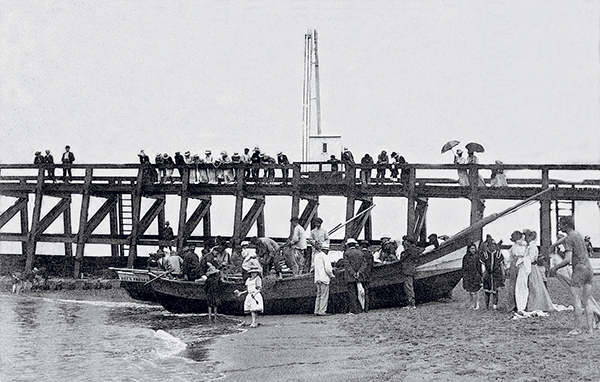 pinasse gascogne pêche reconstruction association