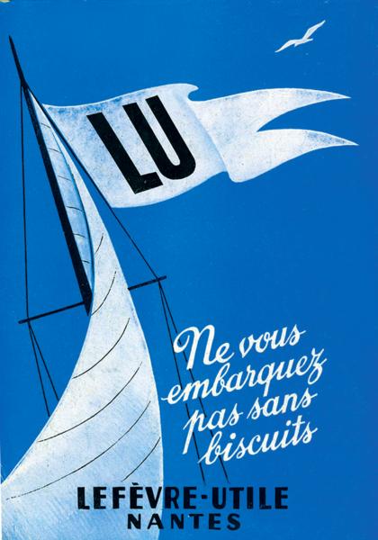 Publicité nautisme bateaux histoire