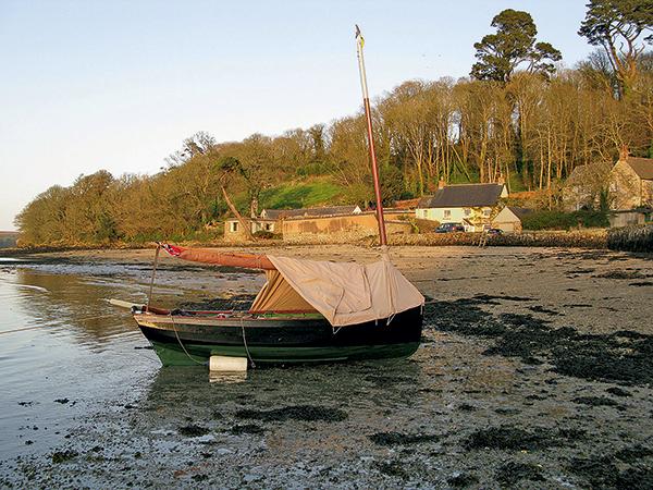 roger barnes dinghy cruising association voile aviron Bristol