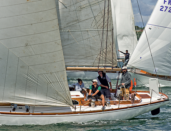 Stemael yacht classique