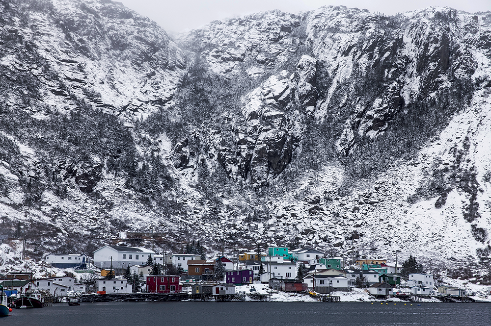 village de terre-neuve