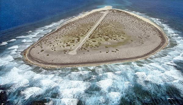 Tromelin esclave abandonné île madagasacar