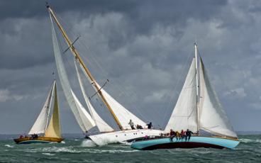 Regate benodet belle plaisance yacht-club classique