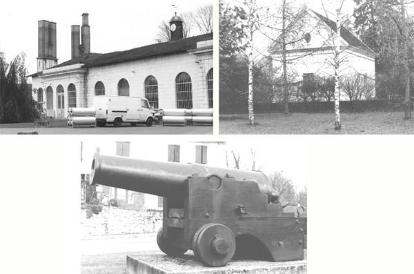 La fabrique roayle de canons de saint-Gervais